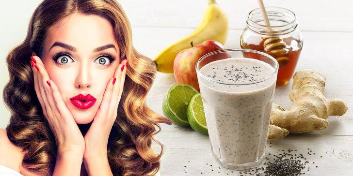 Yo, jde se do Yobaru: 2 mléčné detox koktejly s chia semínky a čerstvým ovocem