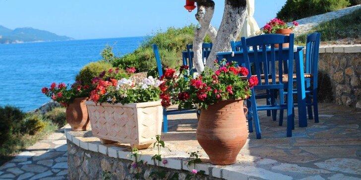 Slunění i poznávání historie – Řecko s ubytováním a pestrou nabídkou výletů