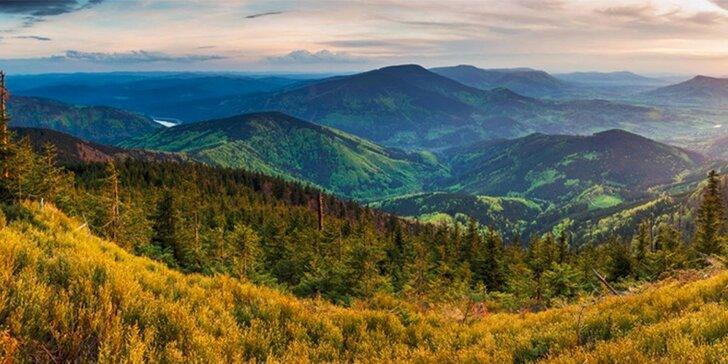 3 dny uprostřed přírody Slezských Beskyd s domácí polopenzí a slevami na sport