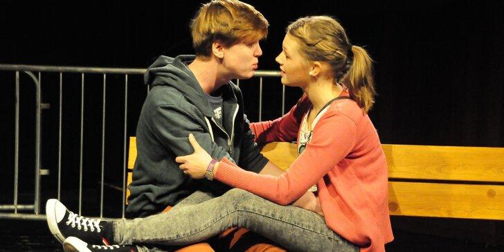 Vstupenka na divadelní tragikomedii Kazimír a Karolína
