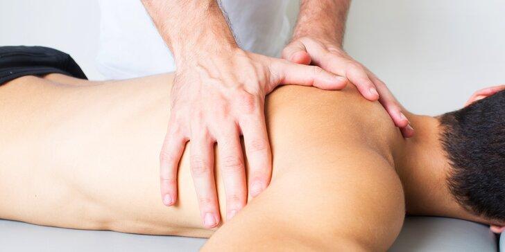 Masáž dle výběru: 60 nebo 90 minut blahodárného oddechu a relaxace
