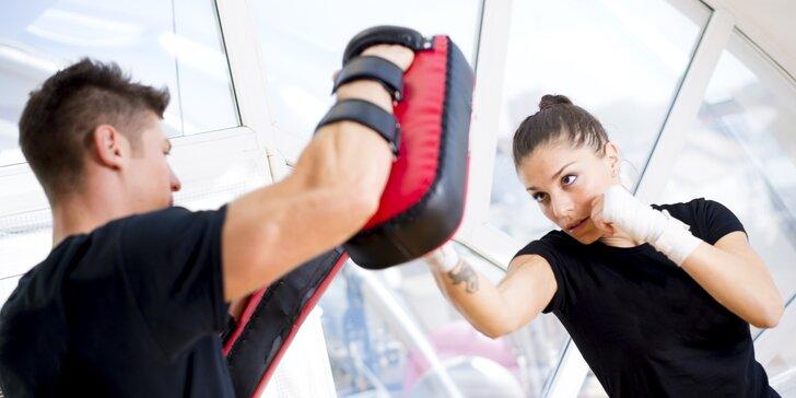 Lekce kickboxu: Začněte plnit svá předsevzetí, dostaňte se do formy