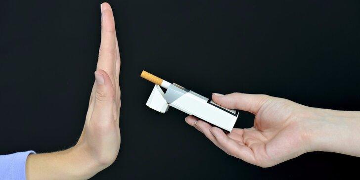 Staňte se nekuřákem díky antinikotinové terapii s garancí