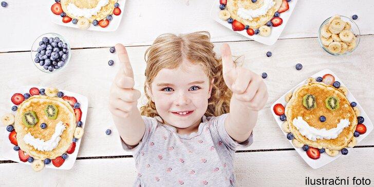 S dětmi na dobré jídlo: výběr pro dospělé i malé neposedy a super hřiště k tomu