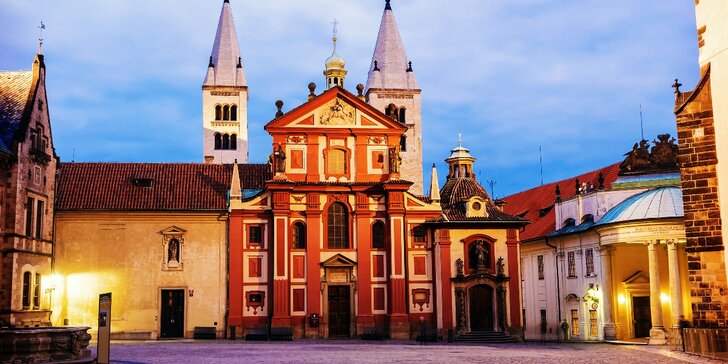 Romance v bazilice sv. Jiří - jedinečné slavné árie se sopránem
