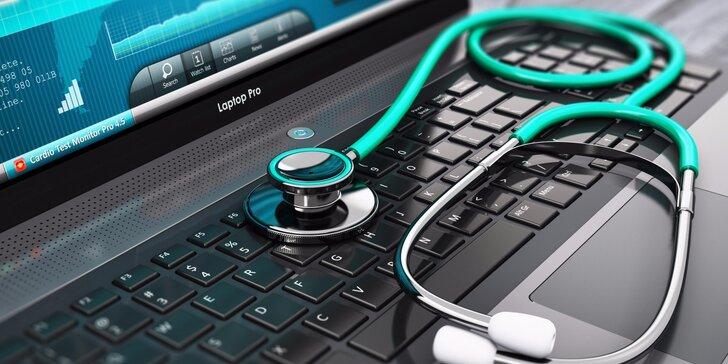 Čištění PC nebo notebooku vč. diagnostiky závad