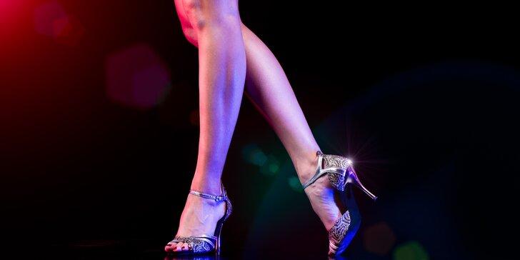 1x vstupné na Cabaret Moulin Rouge - vzrušující noc pro pány i dámy