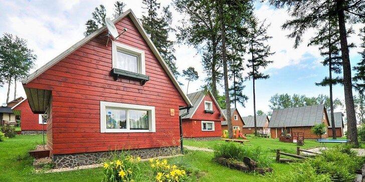 Do Vysokých Tater ve dvou nebo v partě - ubytování, finská sauna, víno i minigolf
