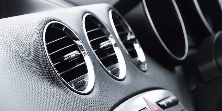 Užijte si pohodovou jízdu: Čištění a plnění klimatizace vašeho vozu