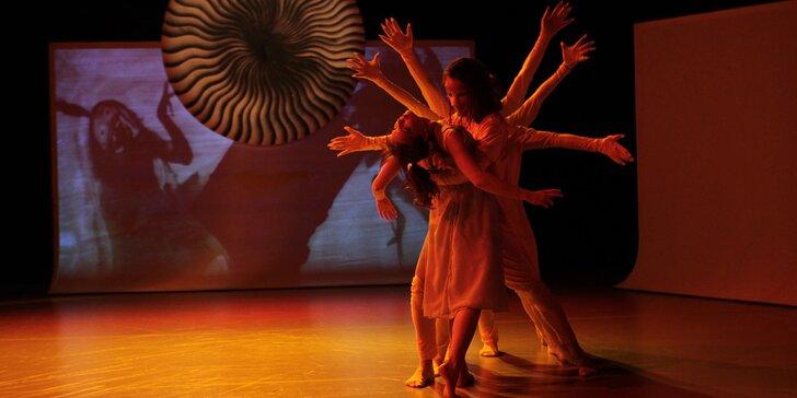 Vstupenka na dětské taneční představení Kdo je na světě nejmocnější?