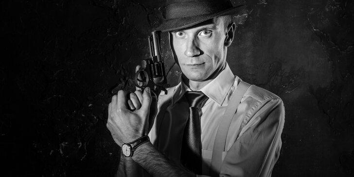 Úniková hra - Staňte se agentem britské tajné služby MI6