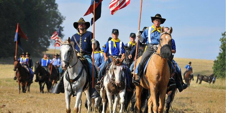 Koně a Plzeň 2017 - Pocta koním aneb jak to bylo u Little Bighornu (21. 5.)