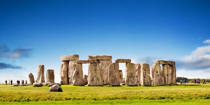 Londýn a okolí s návštěvou Stonehenge a Oxfordu v 3* hotelu se snídaní