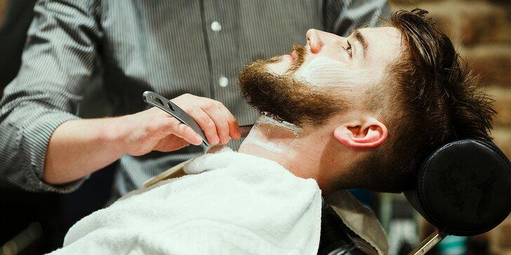 Mějte styl: klasický či moderní pánský střih a holení břitvou