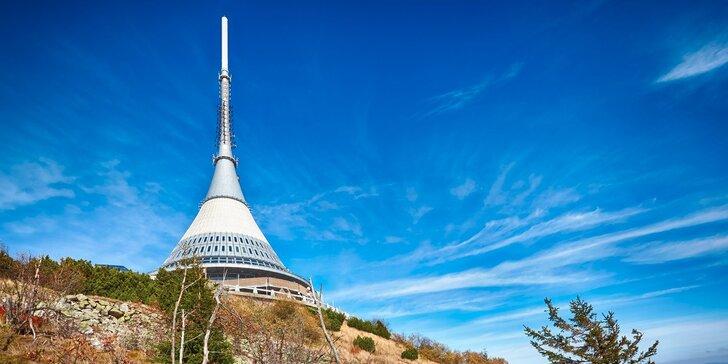 Jarní odpočinek a turistika s polopenzí na 3 - 5 dnů v Jizerských horách