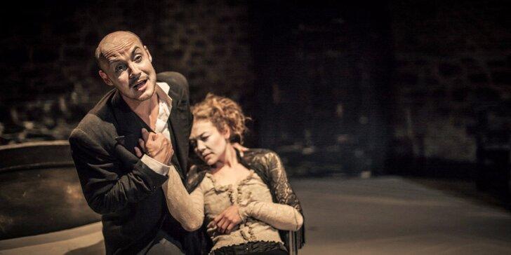 Divadelní představení: I obešel já polí pět (Edgar)