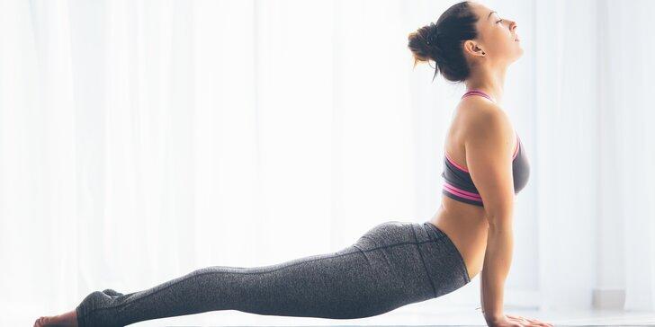 Online jóga: Začněte den s jógou a buďte plní energie!