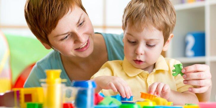 Páteční dopoledne plné her a zábavy pro rodiče s dětmi od 1 do 4 let
