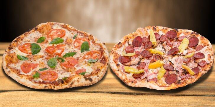 Křupavá a voňavá pizza až k vám domů v Opavě a okolí