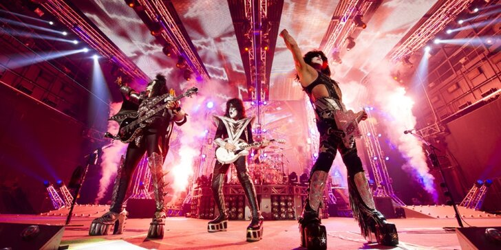 Rockové legendy na plátně Kina Beseda: 2 vstupenky na záznamy koncertů