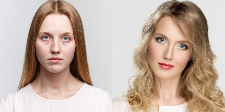 Proměna image v Hair and Beauty Studiu Oxy