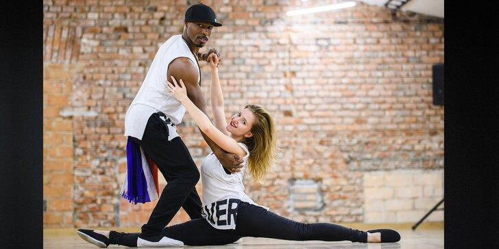 Víkendový workshop Ghetto Zouk a Kizomba se zaměřením na společenský tanec