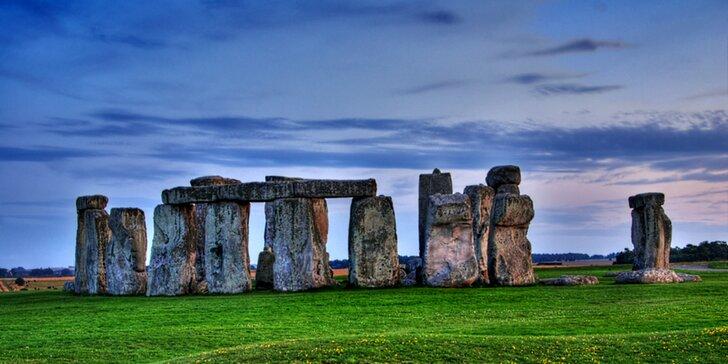 To nejlepší z Anglie - Londýn, Salisbury, Stonehenge a Oxford na 2 noci se snídaní