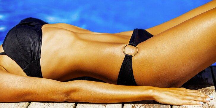 Masáž pomocí kavitačního přístroje Be Beauty 2205