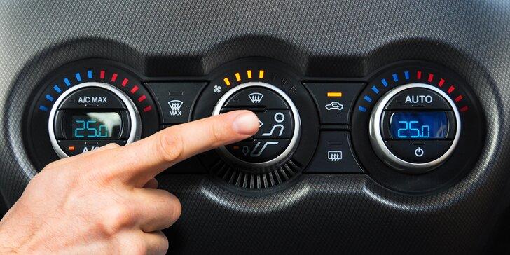 Pro lepší pocit z jízdy: Servis a doplnění klimatizace chladicím médiem a olejem