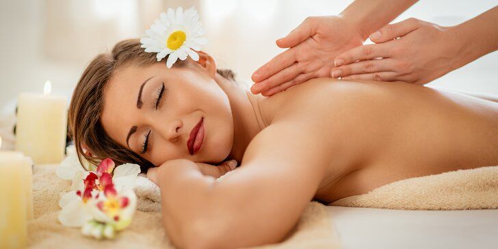 Jarní detoxikační medová masáž vč. infrasauny a zábalu