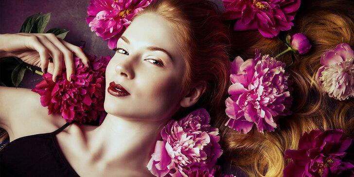Kompletní kosmetické ošetření pleti s masáží obličeje a dekoltu
