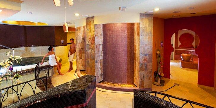 Letní pobyt v Trenčíně: Luxusní wellness relax i polopenze v hotelu Magnus****