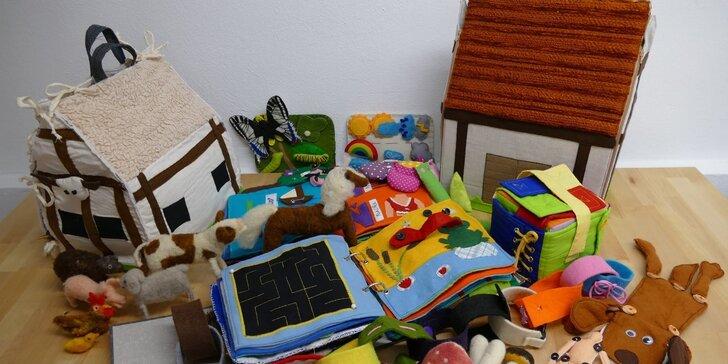 Výroba didaktických her pro předškolkový a školkový věk
