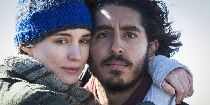 2 lístky na film, který vezme za srdce - Lion: Dlouhá cesta domů (15. 5. v Lucerně)
