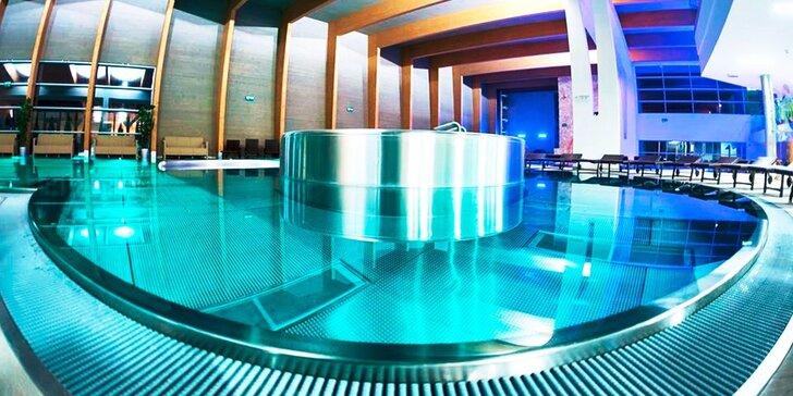 Jarní pobyt pro 2 osoby: Wellness, polopenze a vstup do aquaparku v Trnavě