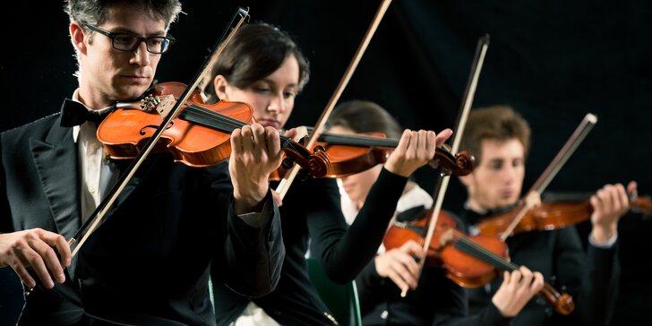 Koncert v působivých kulisách: Antonio Vivaldi v Obecním domě