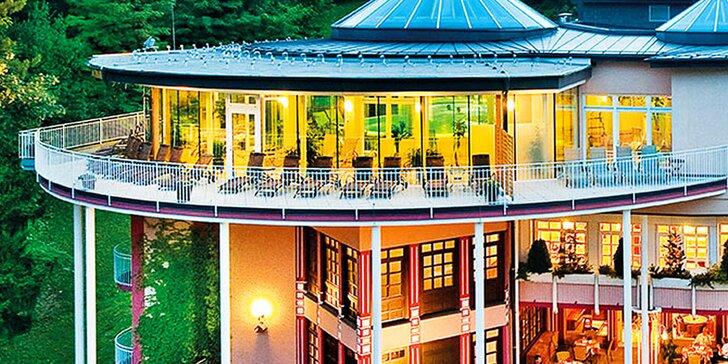 Wellness pobyt ve 4* hotelu na pomezí hranic s Maďarskem a Slovinskem