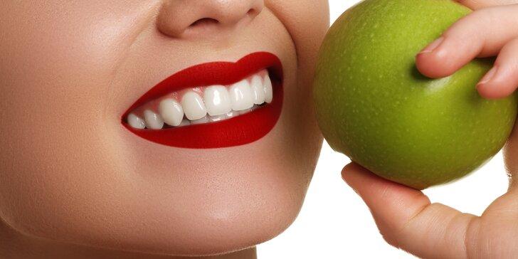 Dentální hygiena včetně Air-flow a odstranění zubního kamene