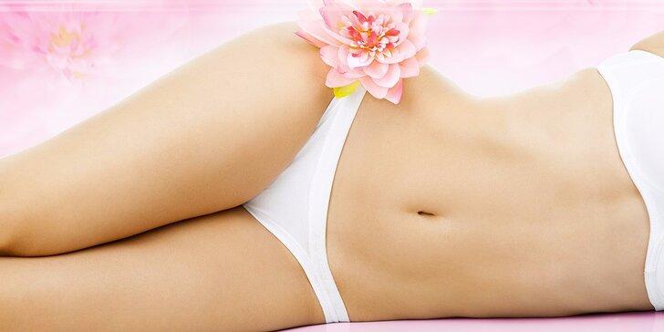 Kombinace ultrazvukové liposukce a radiofrekvence - 1 nebo 3 ošetření