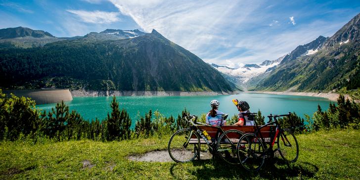 Za přírodou do Tyrolska: Pobyt s polopenzí a neomezeným vstupem do saun