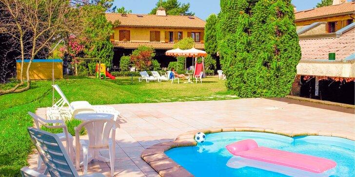 Sportovně-relaxační pobyt v Bibione pro maminky s dětmi: doprava, strava, hlídání