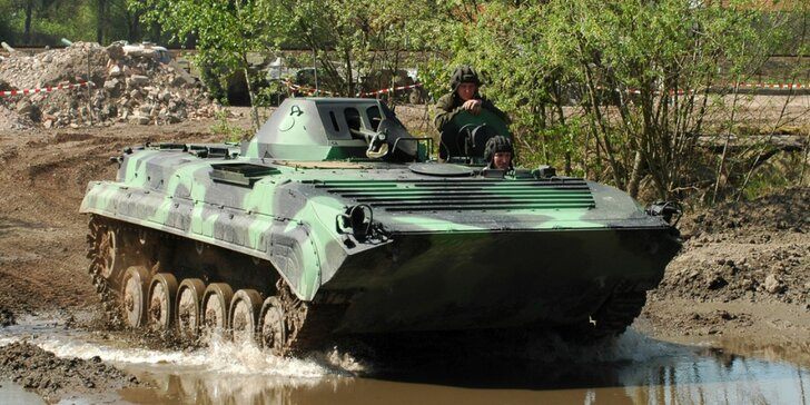 Den malého tankisty: Skvělý zážitek pro akční dítě