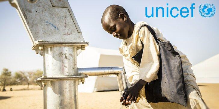 Staňte se na zkoušku Přítelem dětí UNICEF - jednorázový příspěvek