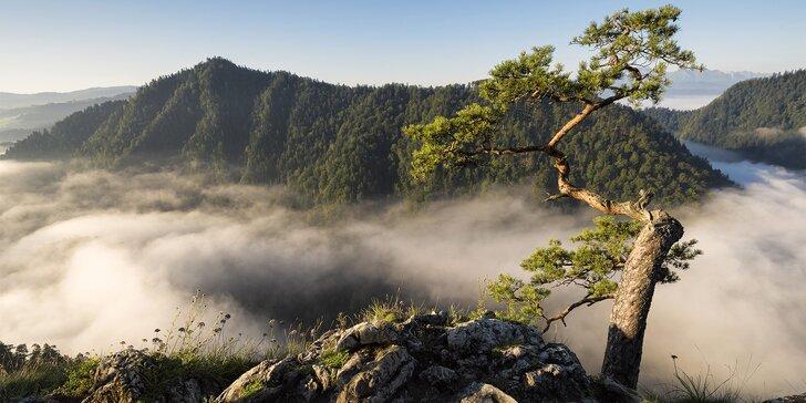 Horská idylka u Vysokých Tater: Polopenze, wellness i sportovní aktivity pro dva