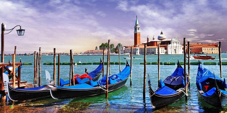 Benátská romance: Pobyt v okouzlujícím hotelu poblíž města a snídaně pro dva