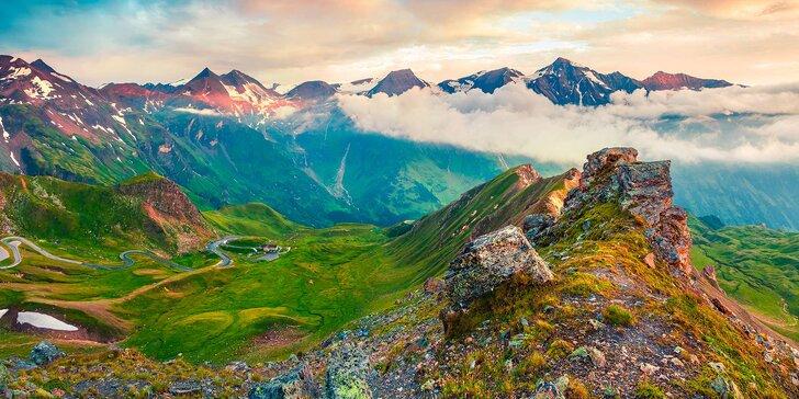 Nadechněte se: horský pobyt v srdci Rakouských Alp s možností raftingu a wellness