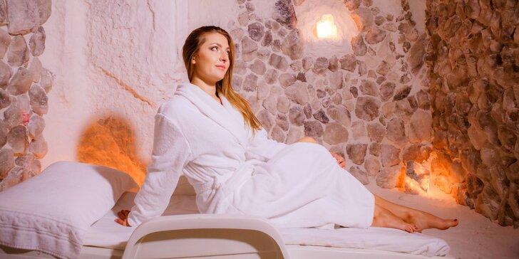 Protáhněte své dutiny: ozdravných 45 minut v solné jeskyni pro děti i dospělé