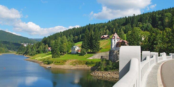Pohodová rodinná dovolená ve Špindlu s nabitým balíčkem all inclusive i wellness