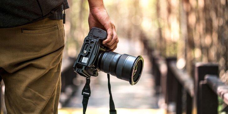 S fotoaparátem do ulic i do zoo: dvoudenní kurz focení s Martinem Valentem