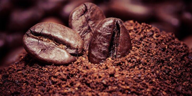 Něco pro dámy: 66 sáčků speciální instantní kávy s kolagenem pro hezčí pleť